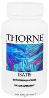 Thorne Research - Isatis 350 mg. - 60 Vegetarian Capsules