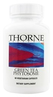 Image of Thorne Research - Green Tea Phytosome 250 mg. - 60 Vegetarian Capsules