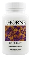 Thorne Research - Bio-Gest - 60 Vegetarian Capsules