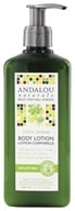 Andalou Naturals - Body Lotion Uplifting Citrus Verbena - 11 oz.