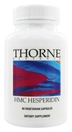 Thorne Research - HMC Hesperidin 250 mg. - 60 Vegetarian Capsules (693749324027)
