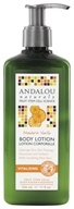 Image of Andalou Naturals - Body Lotion Vitalizing Mandarin Vanilla - 11 oz.