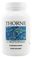 Thorne Research - L-Tryptophan 1000 mg. - 60 Vegetarian Capsules (693749501015)