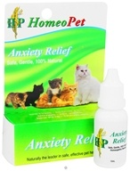 Image of HomeoPet - Anxiety Relief Feline Liquid Drops - 15 ml. CLEARANCE PRICED