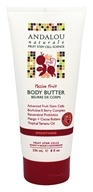 Image of Andalou Naturals - Body Butter Passion Fruit - 8 oz.