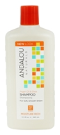 Andalou Naturals - Moisture Rich Argan & Sweet Orange Shampoo - 11.5 oz.