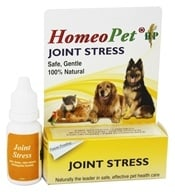 HomeoPet - Joint Stress Liquid Drops For Pets - 15 ml. by HomeoPet