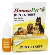 HomeoPet - Joint Stress Liquid Drops For Pets - 15 ml., from category: Pet Care