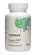 Thorne Research - Crucera-SGS 50 mg. - 60 Vegetarian Capsules