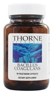 Thorne Research - Bacillus Coagulans 133 mg. - 60 Vegetarian Capsules (formerly Lactobacillus Sporogenes) - $20.05