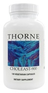 Thorne Research - Choleast-900 1800 mg. - 120 Vegetarian Capsules