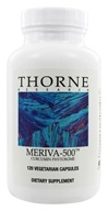 Thorne Research - Meriva-500 Curcumin Phytosome 1000 mg. - 120 Vegetarian Capsules