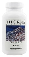 Thorne Research - Super EPA - 90 Gelcaps (693749608059)