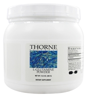Thorne Research - L-Glutamine Powder 3.8 g. - 12 oz. by Thorne Research
