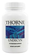 Thorne Research - Undecyn with Berberine - 100 Vegetarian Capsules by Thorne Research
