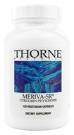 Image of Thorne Research - Meriva-SR Curcumin Phytosome 500 mg. - 120 Vegetarian Capsules