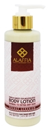 Alaffia - Shea & Green Tea Revitalizing Body Lotion Orange Geranium Scent - 8 oz.