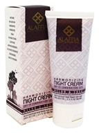 Alaffia - Face Cream Night Radiance Shea Butter & Melon - 2.3 oz.