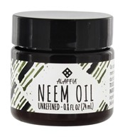 Alaffia - Unrefined Neem Oil - 0.8 oz.