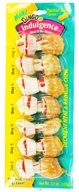 Dingo - Meat In The Middle Indulgence Rawhide Chew Mini 7-Pack Peanut Butter - 3.7 oz. (615650342013)