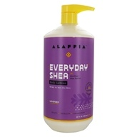 Everyday Shea - Moisturizing Body Lotion Lavender - 32 oz. by Everyday Shea