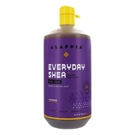 Deep Moisture Body Wash with Shea Butter & Neem Normal to Very Dry Skin Lavender - 32 fl. oz.
