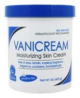 Vanicream - Moisturizing Skin Cream for Sensitive Skin - 1 lb. by Vanicream