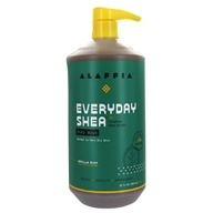 Alaffia - Everyday Shea Moisturizing Body Wash Vanilla Mint - 32 oz.