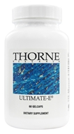 Thorne Research - Ultimate-E - 60 Gelcaps - $39.90