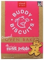 Cloud Star - Buddy Biscuits Dog Treats Sweet Potato - 16 oz. by Cloud Star