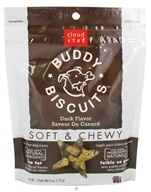 Cloud Star - Buddy Biscuits Soft & Chewy Dog Treats Duck - 6 oz.