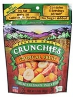 Crunchies - Freeze Dried Fruit Snack Tropical Fruit - 1.5 oz. (734020310114)