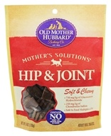 Old Mother Hubbard - Mother's Solutions Soft & Chewy Hip & Joint Dog Treats - 6 oz. (076344100669)
