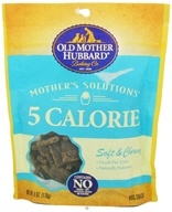 Old Mother Hubbard - Mother's Solutions Soft & Chewy 5 Calorie Dog Treats - 6 oz. by Old Mother Hubbard