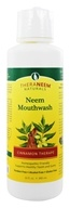 Organix South - TheraNeem Neem Mouthwash Cinnamon - 16 oz. (666183613750)