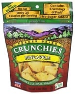 Crunchies - Freeze Dried Fruit Snack Pineapple - 1.5 oz.