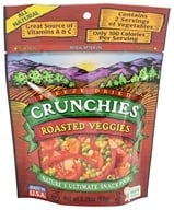 Crunchies - Freeze Dried Vegetable Snack Roasted Veggies - 2.25 oz.