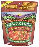 Crunchies - Freeze Dried Vegetable Snack Roasted Veggies - 2.25 oz. by Crunchies