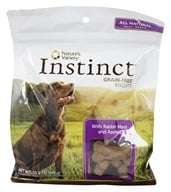 Nature's Variety - Instinct Biscuits Rabbit Meal, Apples & Ginger - 11 oz. by Nature's Variety