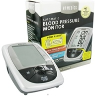 HoMedics - Automatic Blood Pressure Monitor with Voice Assist BPA-260-CBL by HoMedics
