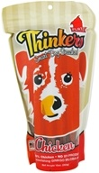 Image of Plato Pet Treats - Thinkers Dog Treats Chicken Sticks - 10 oz.
