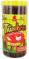 Plato Pet Treats - Thinkers Dog Treats Chicken Sticks - 24 oz. by Plato Pet Treats