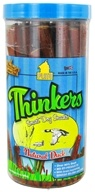 Image of Plato Pet Treats - Thinkers Dog Treats Duck Sticks - 24 oz.