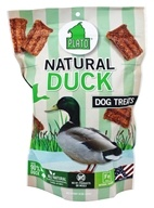 Image of Plato Pet Treats - Duck Strips For Dogs - 16 oz.