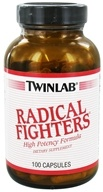 Image of Twinlab - Radical Fighters - 100 Capsules