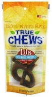 Image of True Chews - Lils Beef Bully Pretzels For Dogs - 2 Pack