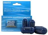 HoMedics - Ultrasonic Humidifier Demineralization Cartridge HUM-HDDC4-6CTM - 4 Cartridge(s) - $13.77