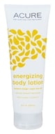 ACURE - Energizing Body Lotion Mandarin Orange + Argan Stem Cell - 8 oz.