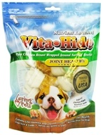 Image of Loving Pets - Vita-Hide Joint Healthy Rawhide Dog Treats 4 in. - 8 Pack