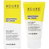 Acure Organics - Day Cream + 1% Chlorella Growth Factor Gotu Kola Stem Cell - 1 oz.